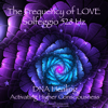 The Frequency of LOVE: Solfeggio 528 Hz - DNA Healing & Activating Higher Consciousness - PowerThoughts Meditation Club