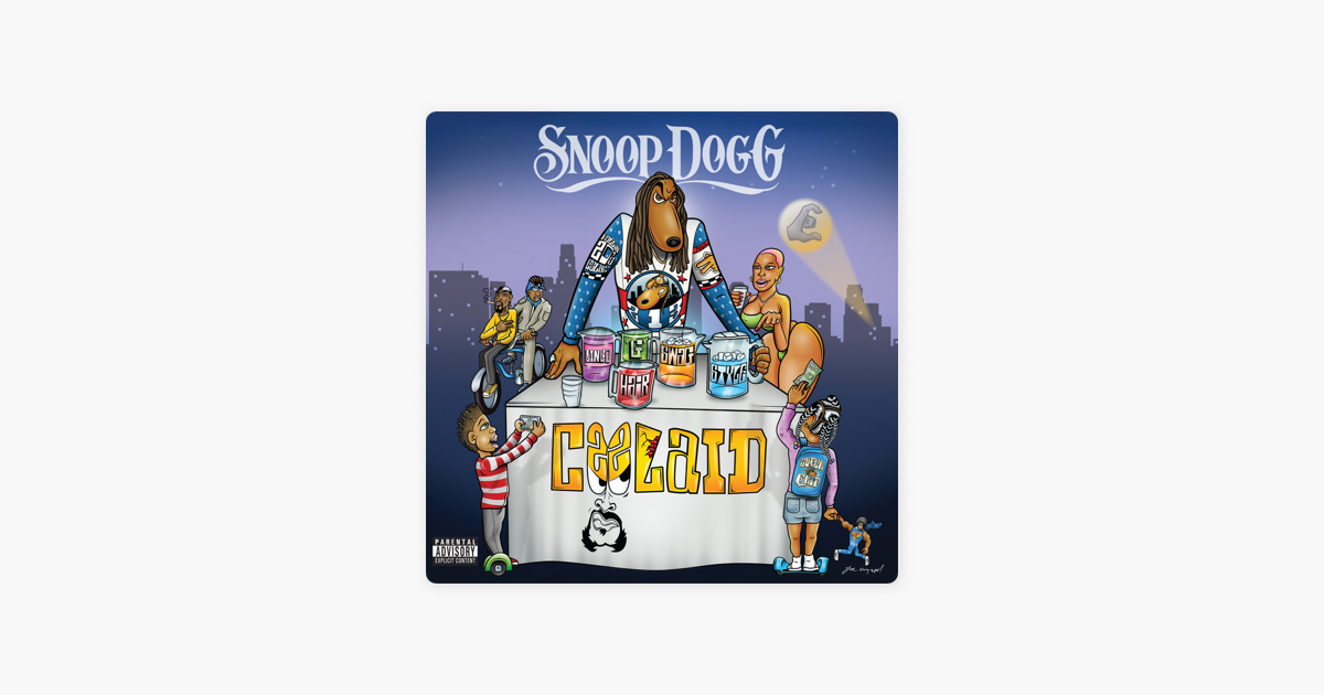 COOLAID by Snoop Dogg on Apple Music