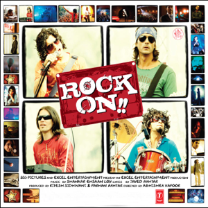 Shankar-Ehsaan-Loy - Rock On (Original Motion Picture Soundtrack)