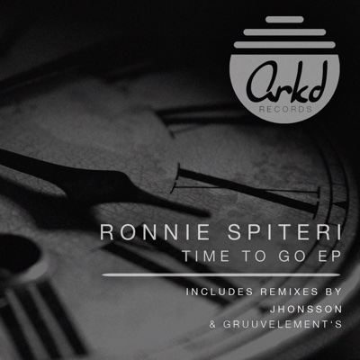 Time to Go - EP - Ronnie Spiteri album
