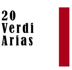 20 Verdi Arias