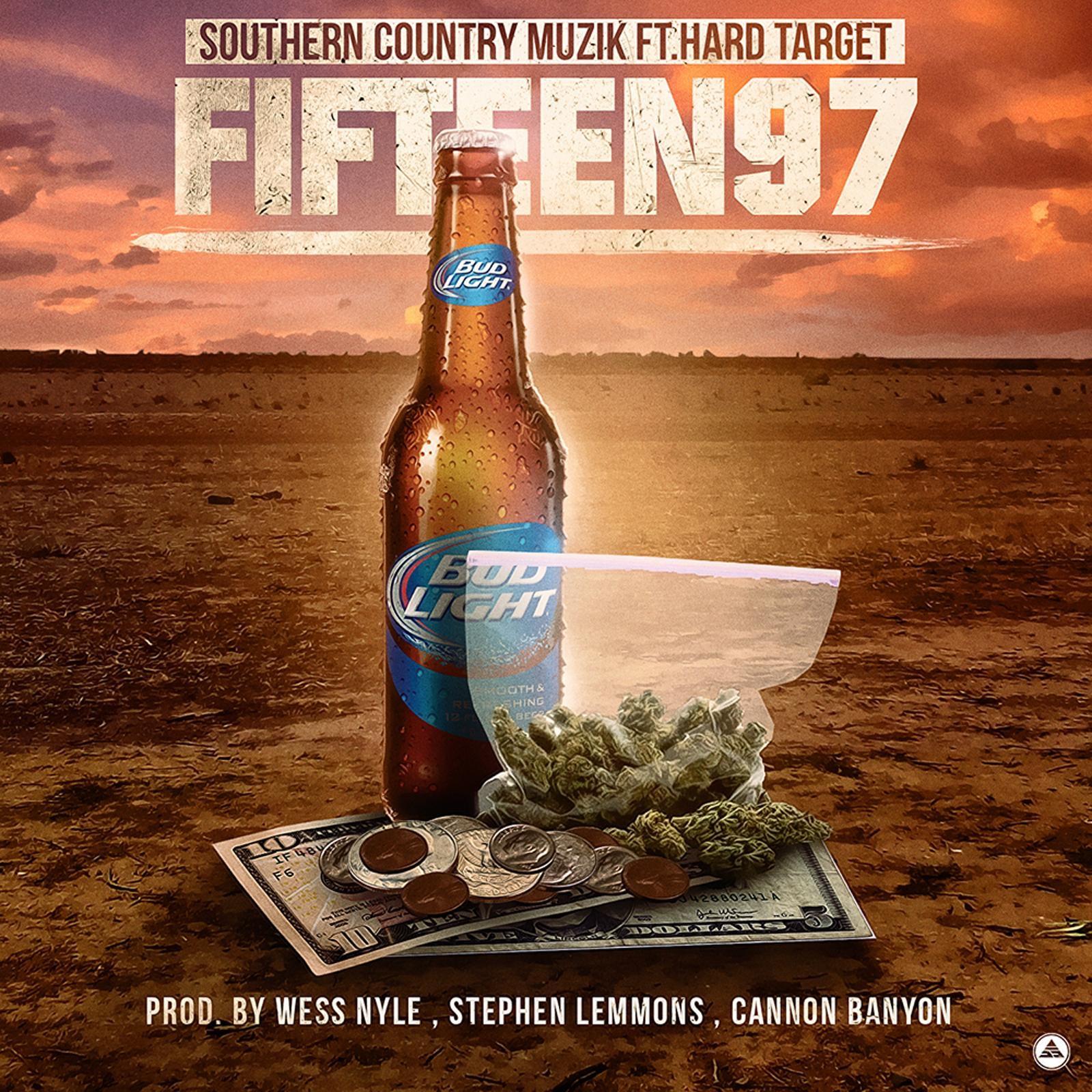Fifteen97 (feat. Hard Target) - Single