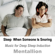 Sleep When Someone Is Snoring: Music for Deep Sleep Induction - Mentallion