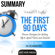 Ant Hive Media - Summary Michael D Watkin's The First 90 Days: Proven Strategies for Getting Up to Speed Faster and Smarter, Updated and Expanded (Unabridged)