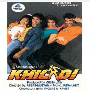 Khiladi (1994) Waada Raha Sanam Song Free Download