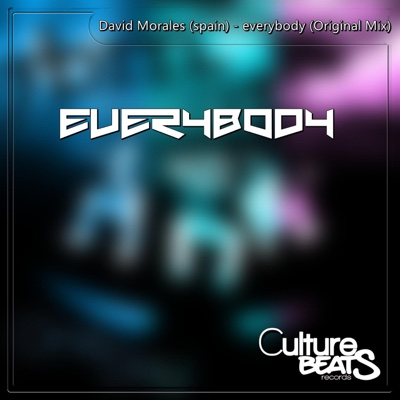 Everybody - Single - David Morales album