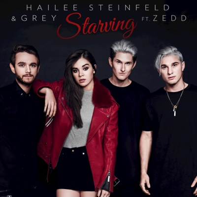 Starving (feat. Zedd) - Hailee Steinfeld & Grey song