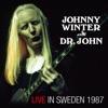 Live In Sweden 1987 ジャケット写真