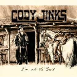 I'm Not the Devil - Cody Jinks Album Cover
