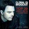 Global Dj Broadcast - Top 20 July 2016