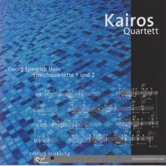 Georg Friedrich Haas: String Quartets Nos. 1 & 2