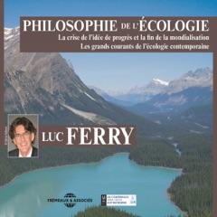 Philosophie de l'écologie