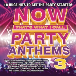 View album NOW Party Anthems, Vol. 3