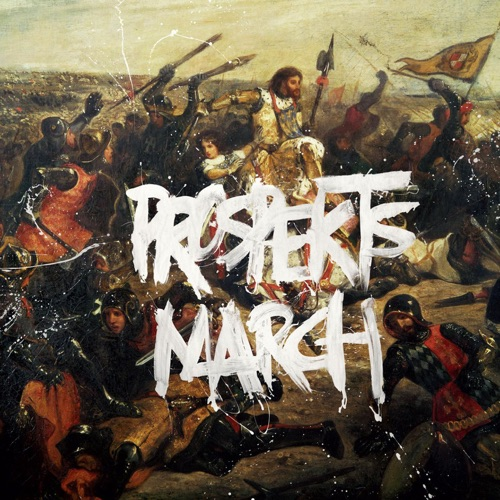 Coldplay - Prospekt's March - EP