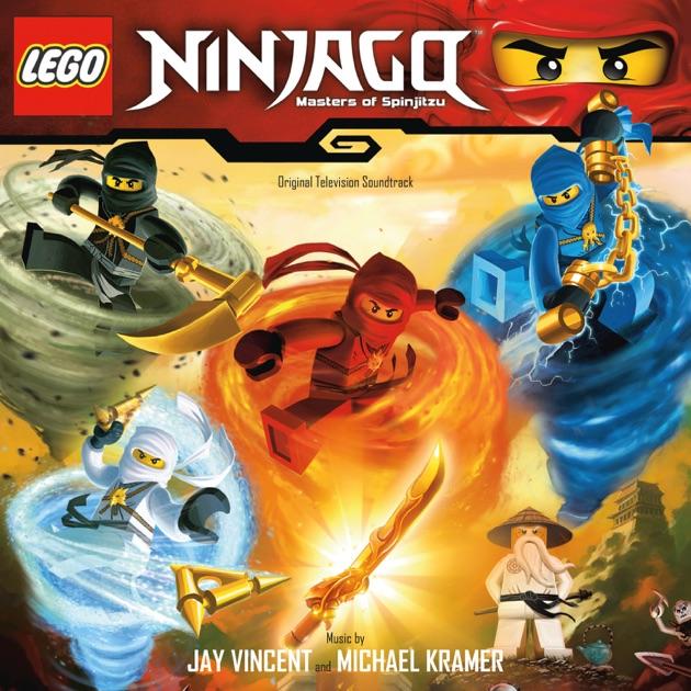 Ninjago Masters Of SpinjitzuTM Original Television