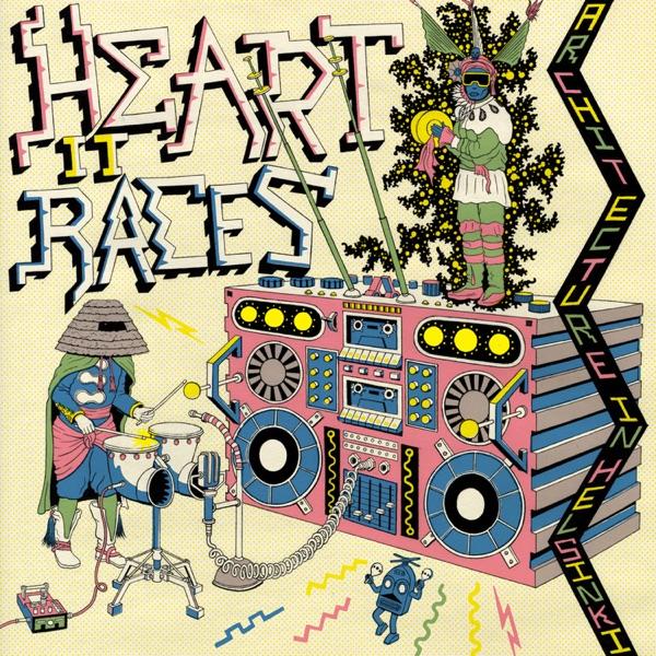 Heart It Races (Cover Version)