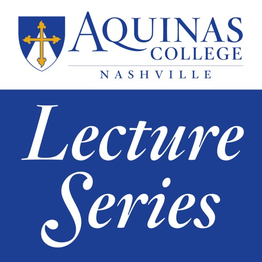 Cover image of Aquinas College Lecture Series