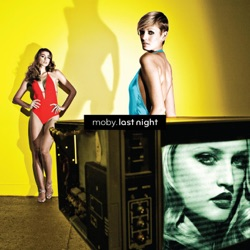 Last Night - Moby Album Cover