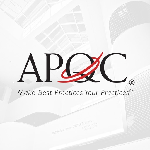 Cover image of APQC Podcasts