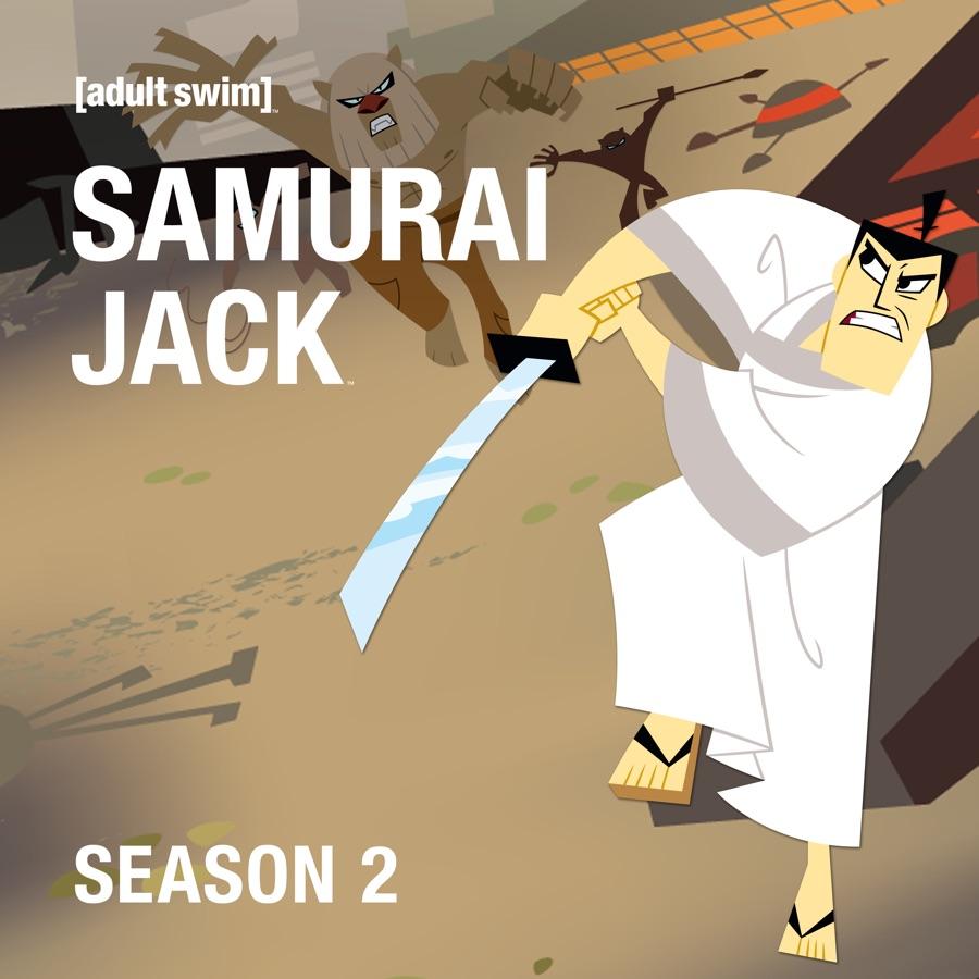 Season 2 episodes - Samurai Jack Wiki