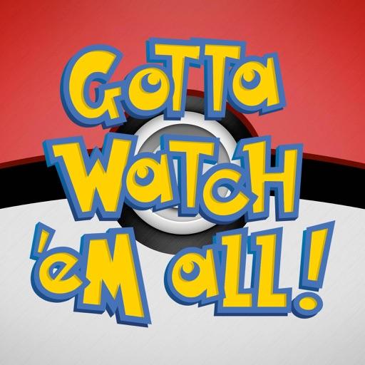 Cover image of Gotta Watch'em All - A Pokémon Podcast