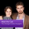 The Divergent Series: Insurgent: Meet the Cast