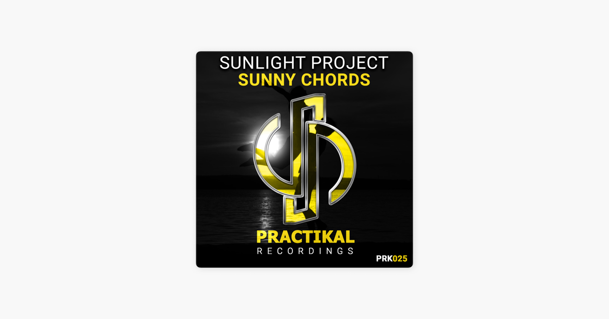 Sunny Chords Single By Sunlight Project On Apple Music