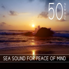 ‎50 New Age: Sea Sound for Peace of Mind - Calming Instrumental Music to  Reduce Stress, Rainforest & Nature Sounds, White Noise, Sleep Meditation