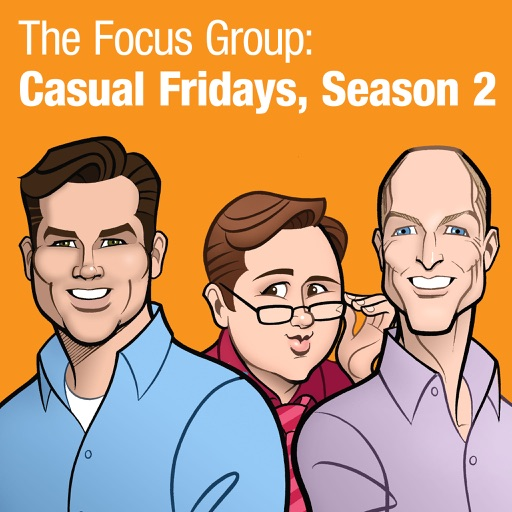 Cover image of The Focus Group: Casual Fridays, Season 2