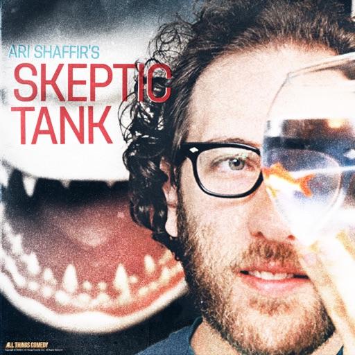 Cover image of Ari Shaffir's Skeptic Tank