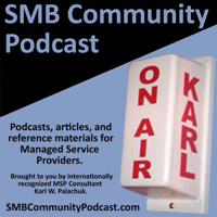 Podcast cover art for SMB Community Podcast by Karl W. Palachuk