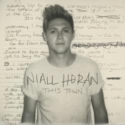 View album Niall Horan - This Town - Single