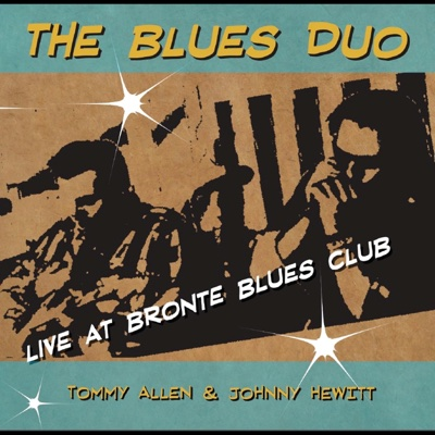 Live at the Bronte Blues Club - The Blues Duo album