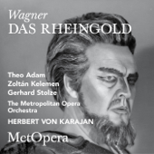 Wagner: Das Rheingold, WWV 86A (Recorded Live at The Met - February 22, 1969)