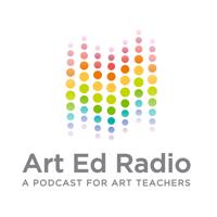 Podcast cover art for Art Ed Radio