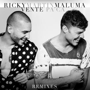 Vente Pa' Ca (feat. Maluma) [Remixes] - Single Mp3 Download