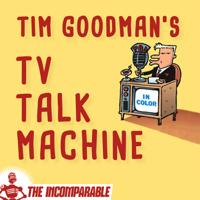 Podcast cover art for TV Talk Machine