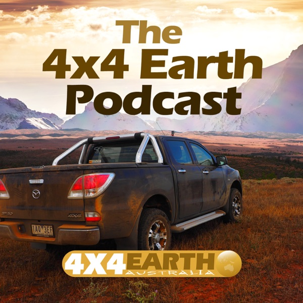 4x4 Earth - The 4WD, Camping, Fishing and Outdoors podcast.