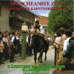 Die Scheanste Zeit - Alte und neue Kärntnerlieder (Ii)