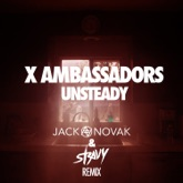 Unsteady (Jack Novak & Stravy Remix) - Single