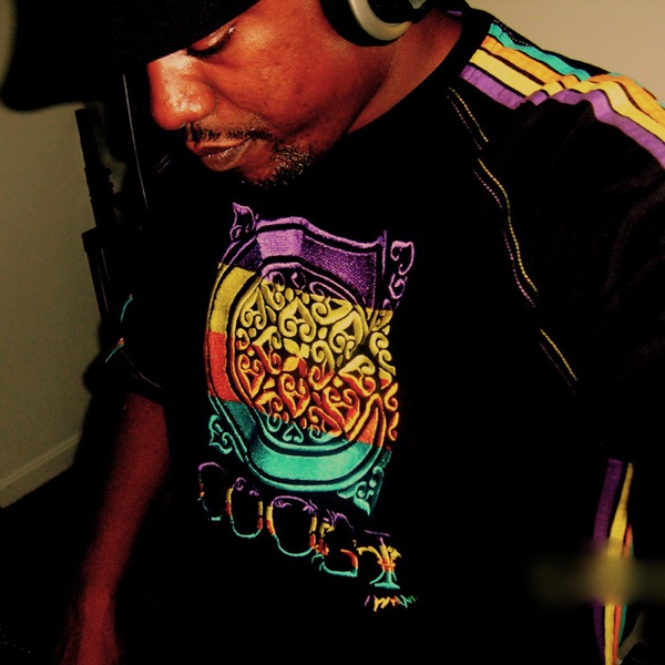 """DJ Crucial """"In The Zone"""""""
