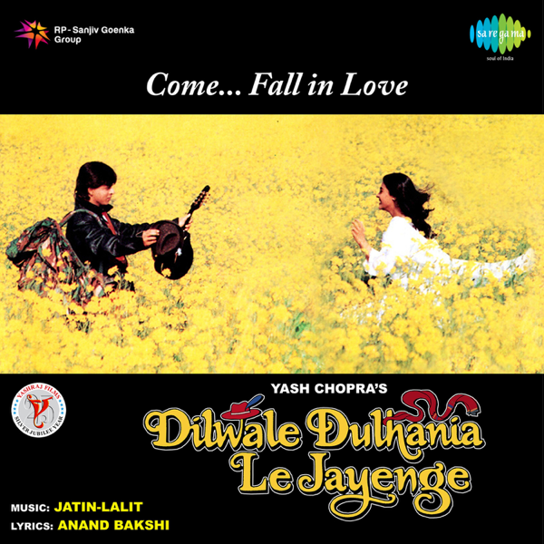Dilwale Dulhania Le Jayenge Original Motion Picture Soundtrack