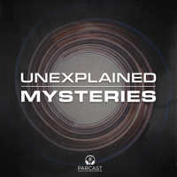 Podcast cover art for Unexplained Mysteries