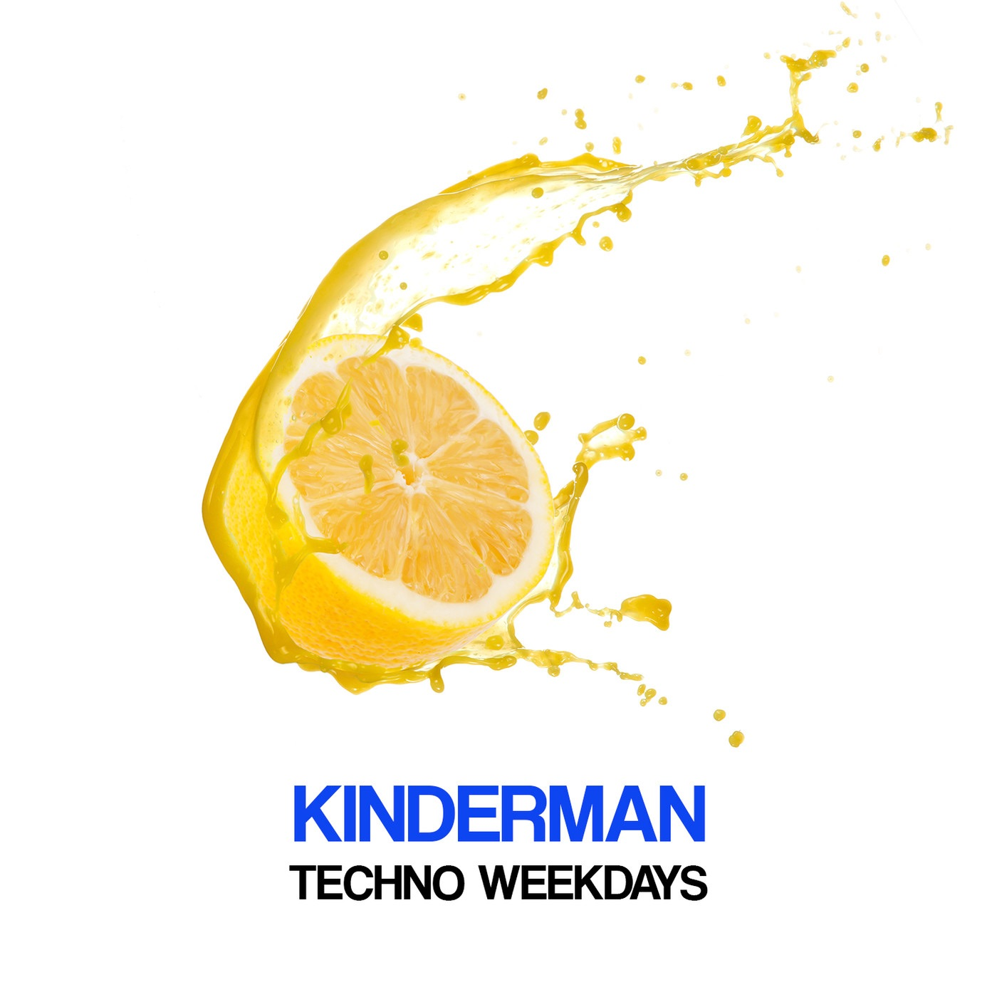 Techno Weekdays - Single