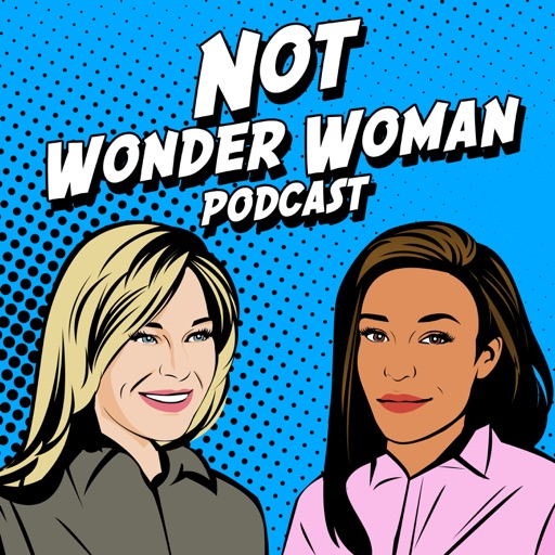 Cover image of NOT Wonder Woman