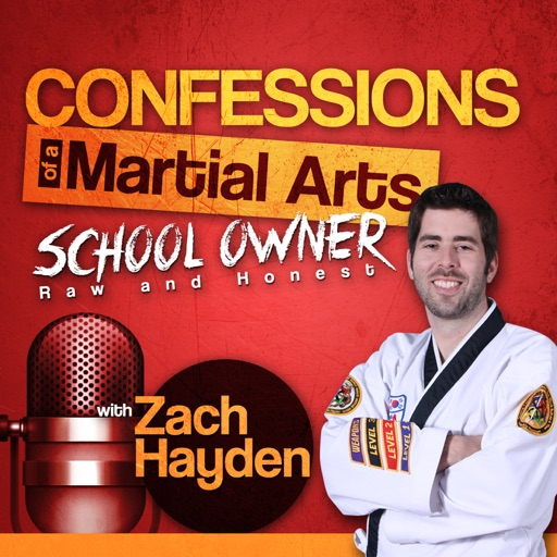 Cover image of Confessions of a Martial Arts School Owner
