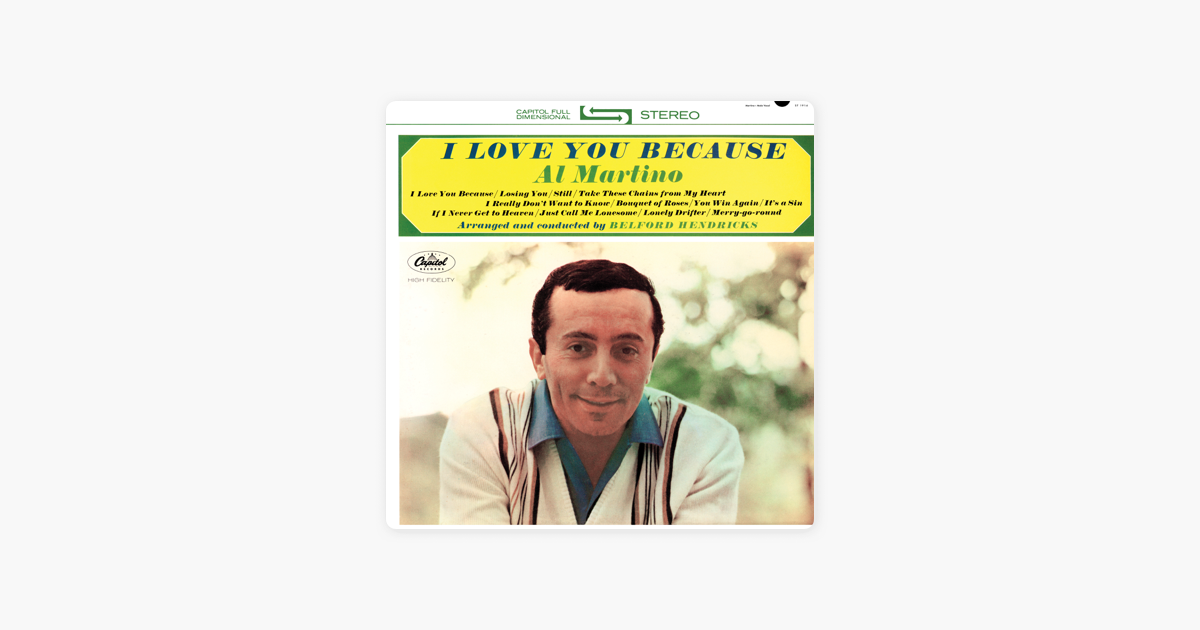 I Love You Because by Al Martino