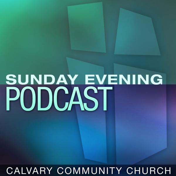Calvary Community Church Sunday PM