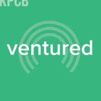 Podcast cover art for Ventured