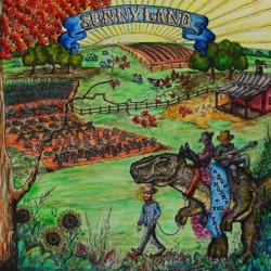 Sunnyland - Jason Hoard & the Furies Album Cover